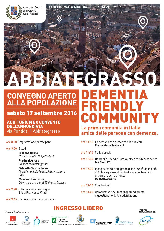 locandine eventi Golgi Redaelli Milano
