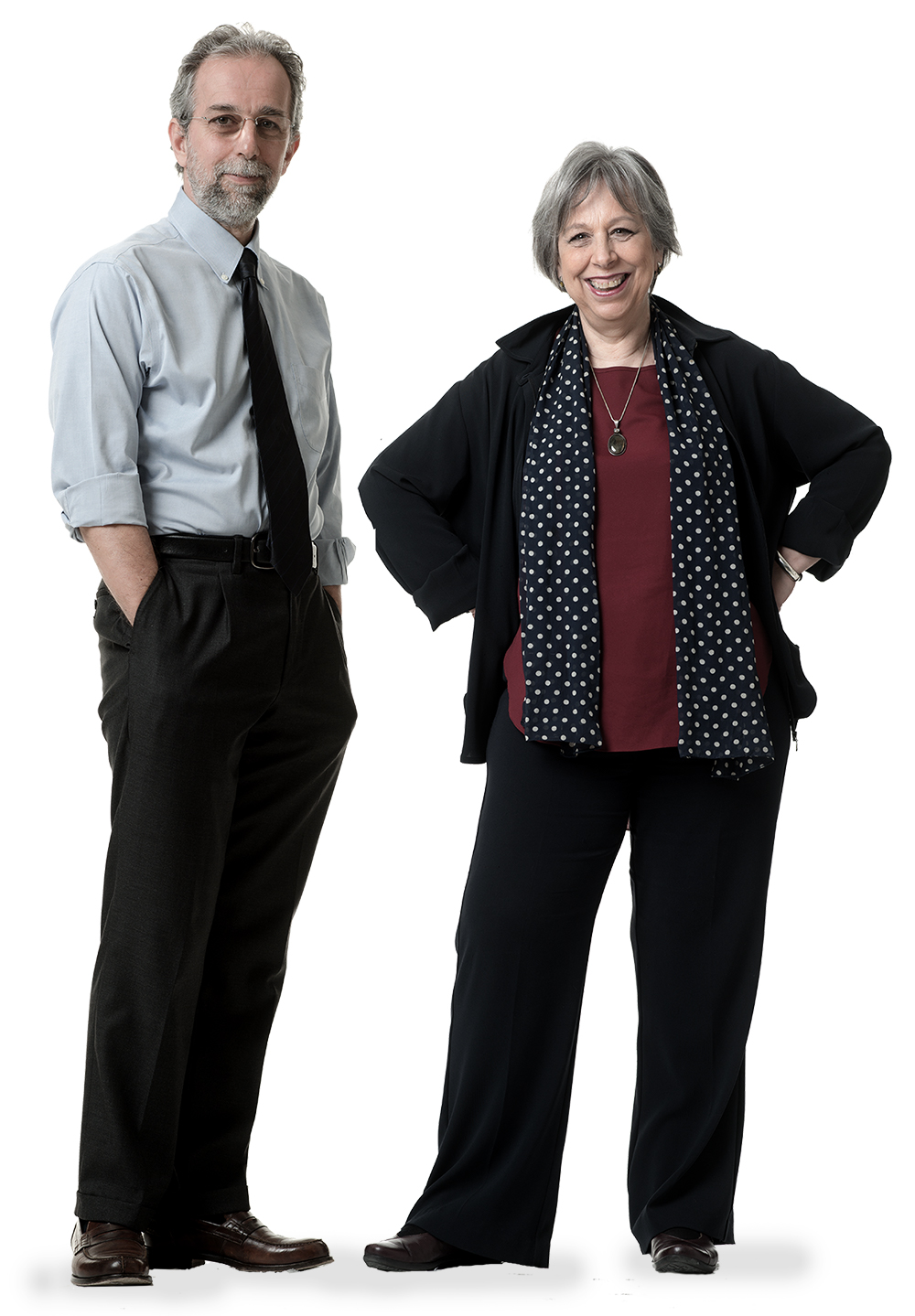 Guido e Bianca Biscione, i fratelli che gestiscono Biscione Associati